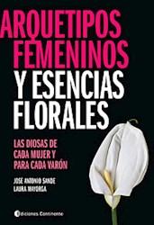 Libro Arquetipos Femeninos Y Esencias Florales