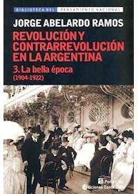 Papel Revolución Y Contrarrevolución En La Argentina 3