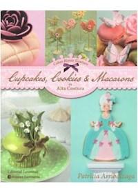 Papel Cupcakes , Cookies Y Macarons De Alta Costura (R)