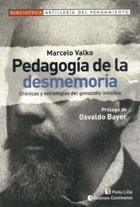 Papel Pedagogia De La Desmemoria