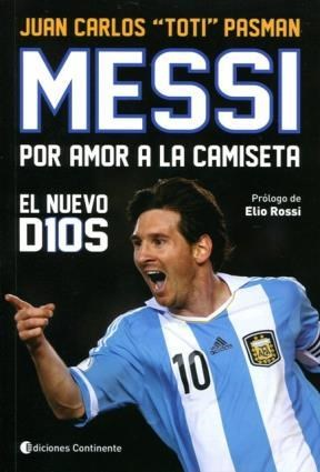Papel Messi, Por Amor A La Camiseta