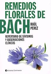 Libro Remedios Florales De Bach