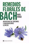 Papel REMEDIOS FLORALES DE BACH REPERTORIO DE SINTOMAS Y OBSERVACIONES CLINICAS