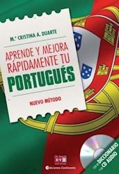 Libro Aprende Y Mejora Rapidamente Tu Portugues