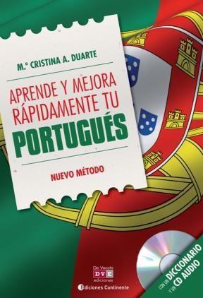 Papel Aprende Y Mejora Rapidamente Tu Portugues (Con Cd)