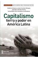 Papel CAPITALISMO TIERRA Y PODER EN AMERICA LATINA (BIBLIOTEC  A ARTILLERIA DEL PENSAMIENTO) (RUST