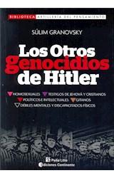Papel LOS OTROS GENOCIDIOS DE HITLER