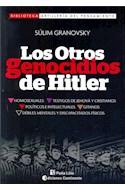 Papel OTROS GENOCIDIOS DE HITLER (BIBLIOTECA ARTILLERIA DEL PENSAMIENTO) (RUSTICO)