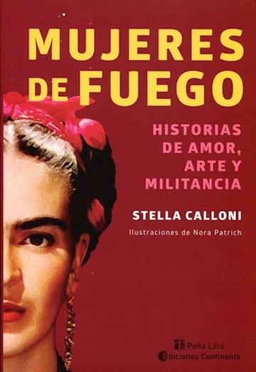 Papel Mujeres De Fuego: Historias De Amor