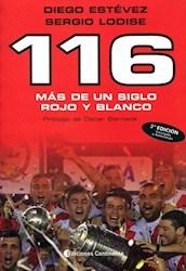 Libro 116 Mas De Un Siglo Rojo Y Blanco