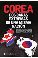 Papel COREA DOS CARAS EXTREMAS DE UNA MISMA NACION (RUSTICA)