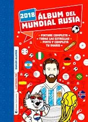 Libro El Album Del Mundial Rusia 2018