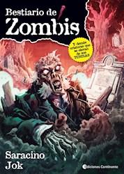 Libro Bestiario De Zombis Y Demas Criaturas Que Se Elevan De Sus Tumbas