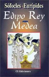 Papel Edipo Rey - Medea Cs Ediciones