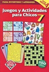 Libro Juegos Y Actividades Para Chicos
