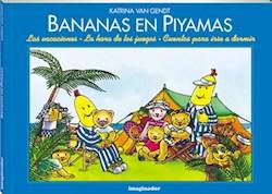 Papel Bananas En Piyamas