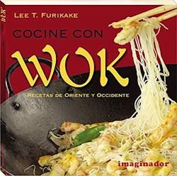 Papel Cocine Con Wok Imaginador