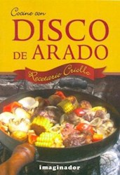 Libro Cocine Con Disco De Arado
