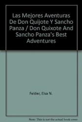 Libro Las Mejores Aventuras De Don Quijote Y Sancho Panza