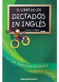 Papel El Libro De Los Dictados En Ingles