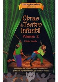 Papel Obras De Teatro Infantil - Vol 2 -