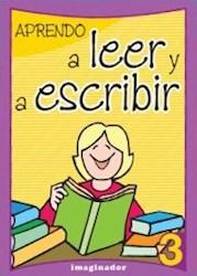 Libro 3. Aprendo A Leer Y A Escribir