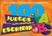 Papel 100 JUEGOS PARA APRENDER A ESCRIBIR (+5 AÑOS)