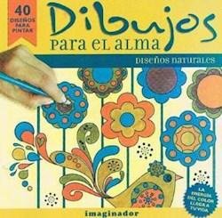 Libro Diseños Naturales  Dibujos Para El Alma