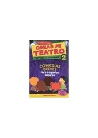 Papel Obras De Teatro Preparate Disparate 2 Comedias Breves Para Pequeños Actores
