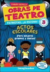 Libro 3. Obras De Teatro  Actos Escolares