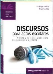 Libro Discursos Para Actos Escolares