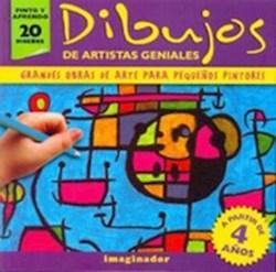 Libro Dibujos De Artistas Geniales