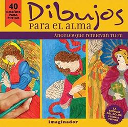 Libro Angeles Que Renuevan Tu Fe  Dibujos Para El Alma
