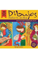 Papel DIBUJOS PARA EL ALMA ANGELES QUE RENUEVAN TU FE (40 DISEÑOS PARA PINTAR) (RUSTICA)