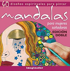 Libro Mandalas Para Mujeres Soñadoras