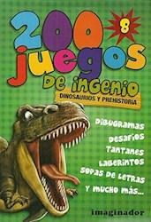 Libro 8. 200 Juegos De Ingenio