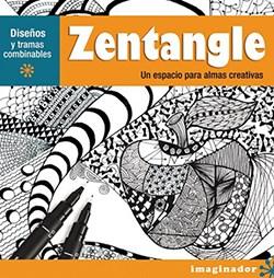 Papel Zentangle - Un Espacio Para Almas Creativas