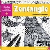 Libro Zentangle : Diseños Que Enamoran