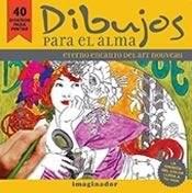 Papel DIBUJOS PARA EL ALMA ETERNO ENCANTO DEL ART NOUVEAU (40 DISEÑOS PARA PINTAR)