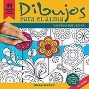 Papel DIBUJOS PARA EL ALMA DISEÑOS NATURALES (40 DISEÑOS PARA PINTAR)