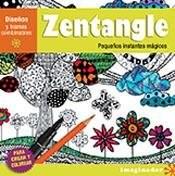 Libro Zentangle : Pequeños Instantes Mgicos