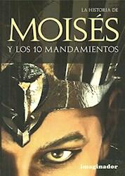 Libro Moises Y Los Diez Mandamientos