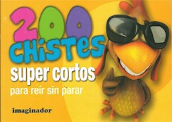 Libro 200 Chistes Infantiles Super Cortos