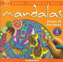 Libro Mandalas : Parques De Diversiones