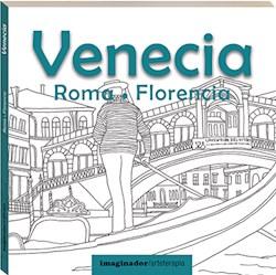 Libro Arteterapia : Venecia , Roma , Florencia