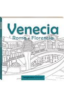 Papel VENECIA ROMA FLORENCIA (ARTETERAPIA)