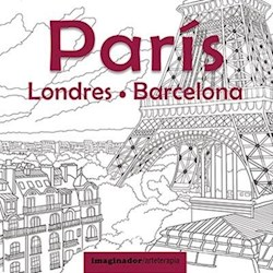 Libro Arteterapia : Paris , Londres , Barcelona