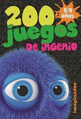 Papel 200 Juegos De Ingenio 8/9 Años