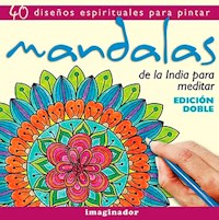 Libro Mandalas De La India Para Meditar