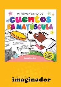 Libro Mi Primer Libro De Cuentos En Mayuscula
